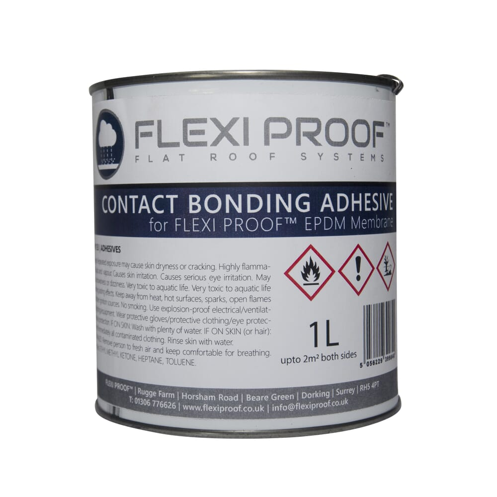 Image 2: Group Flexiproof Contact Bonding Adhesive