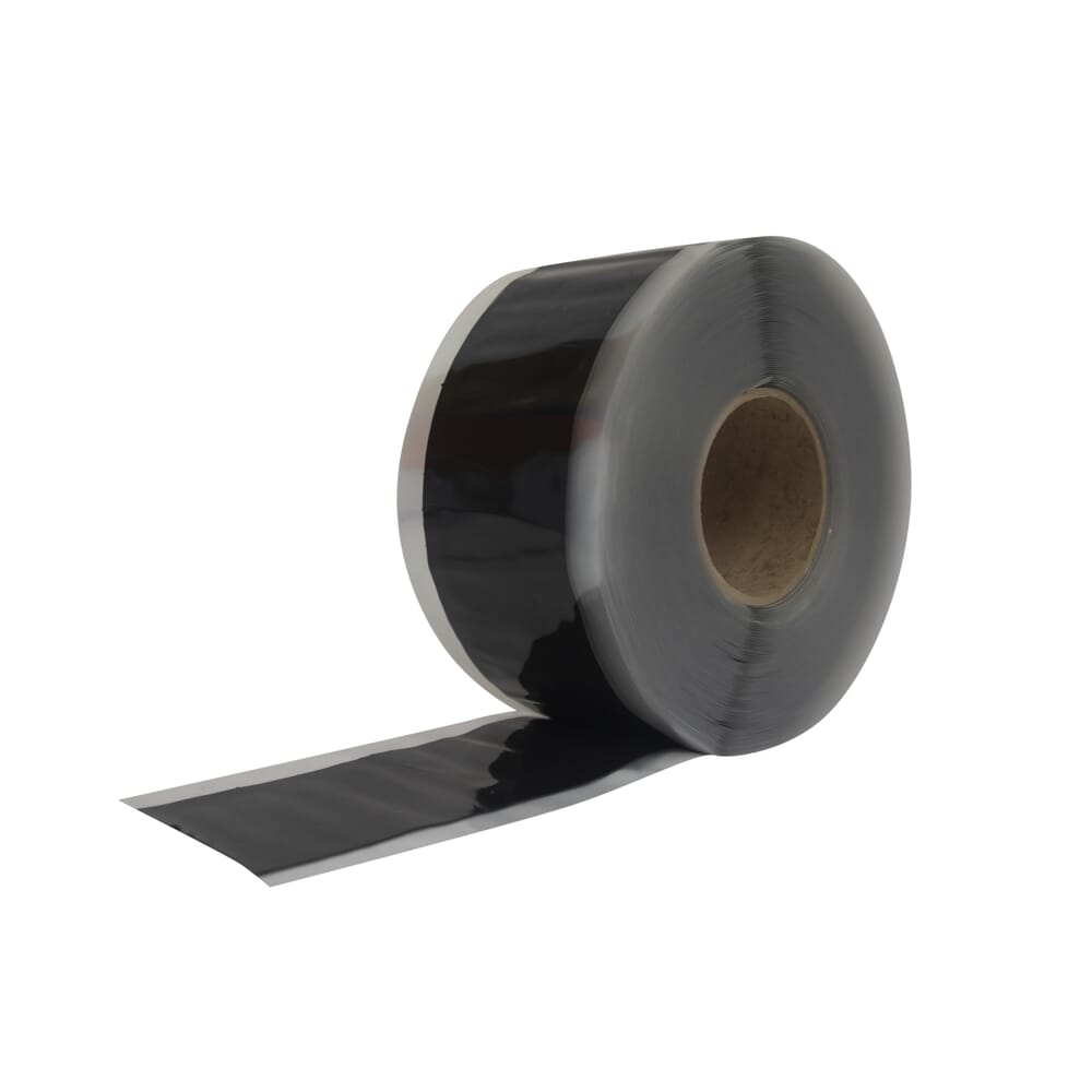 Image 2: 3inch Seam Tape Flashing Epdm Rubber Roofing