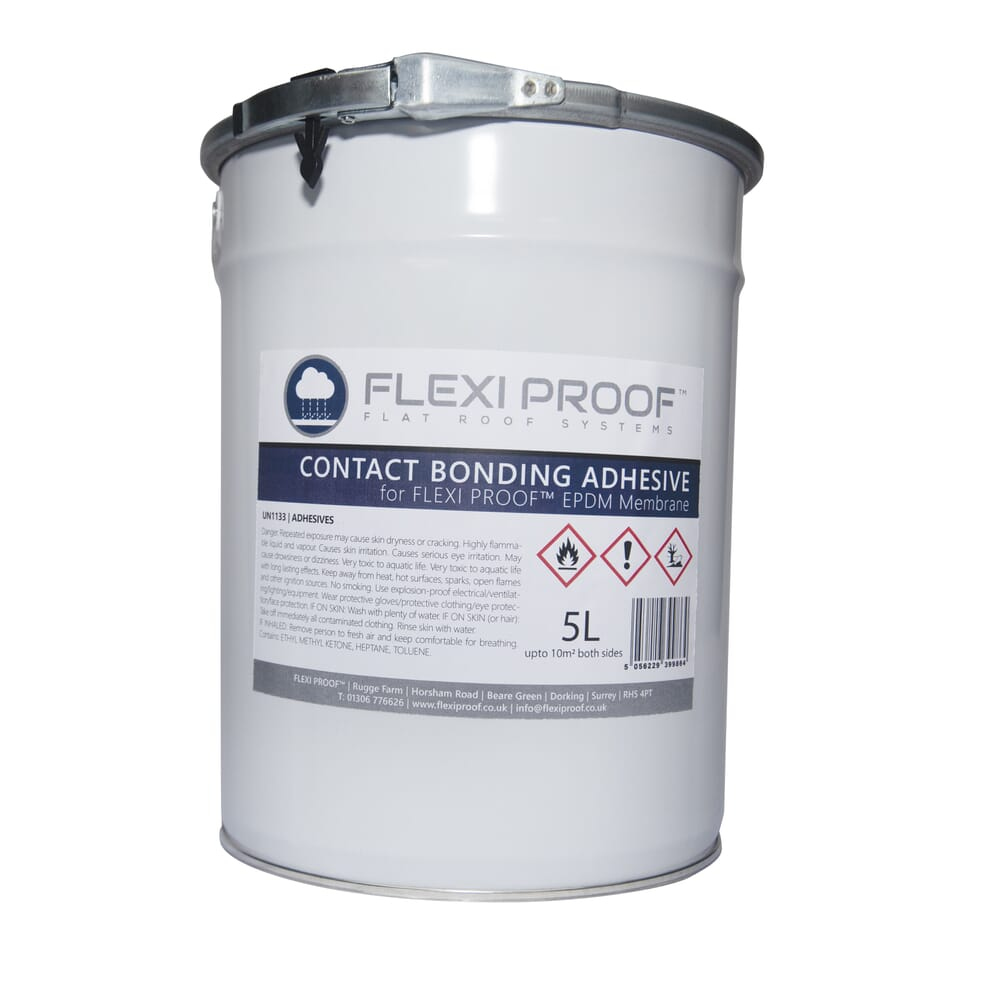 Image 4: Group Flexiproof Contact Bonding Adhesive