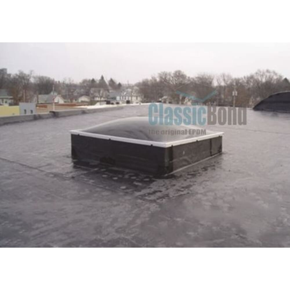 Image 5: Classicbond Epdm Rubber Roofing Membrane One Piece 1.2mm Thick