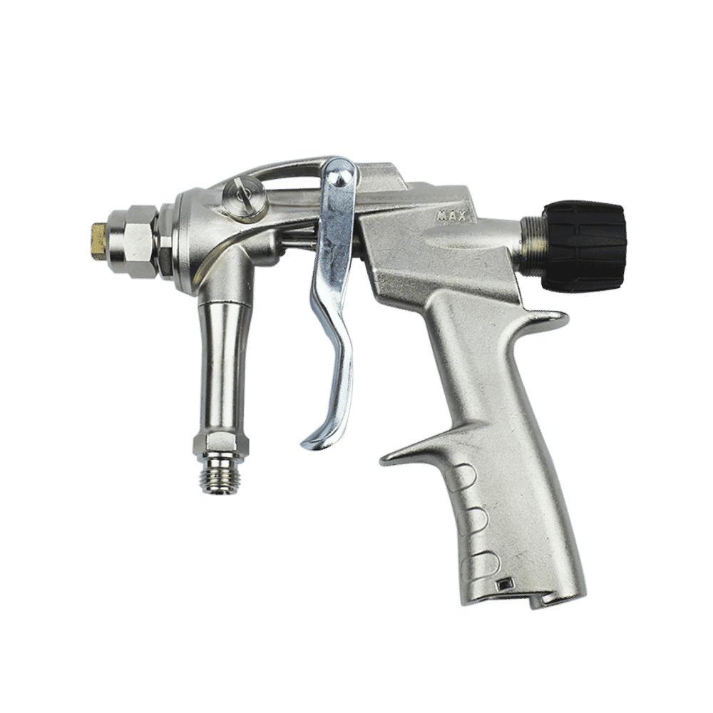 Image 1: Spray Contact Gun Contact Bonding Adhesive Epdm Rubber Roofing