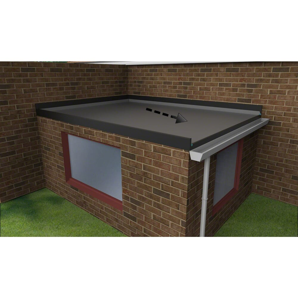 Image 2: Flat Roof Extension Kit