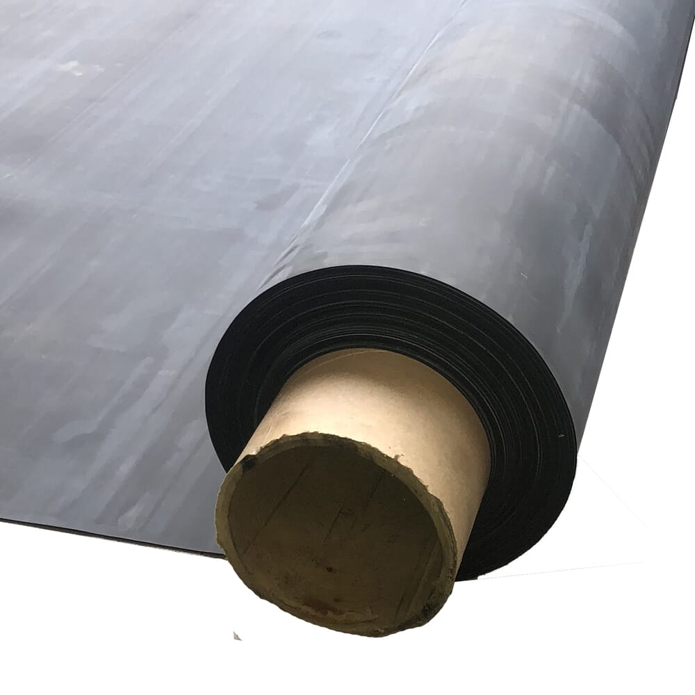 Image 1: Flexi Proof One Piece Epdm Rubber Roofing Membrane