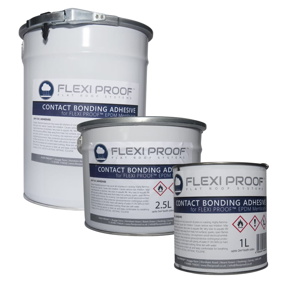 group flexiproof contact bonding adhesive