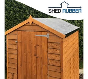 8ft x 8ft Apex Shed Roof Kit (3m x 2.7m)