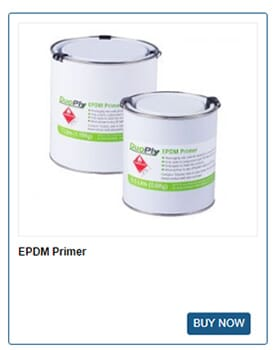 EPDM rubber roofing primer from DuoPly