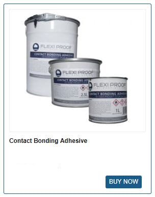FLEXI PROOF™ Contact Bonding Adhesive
